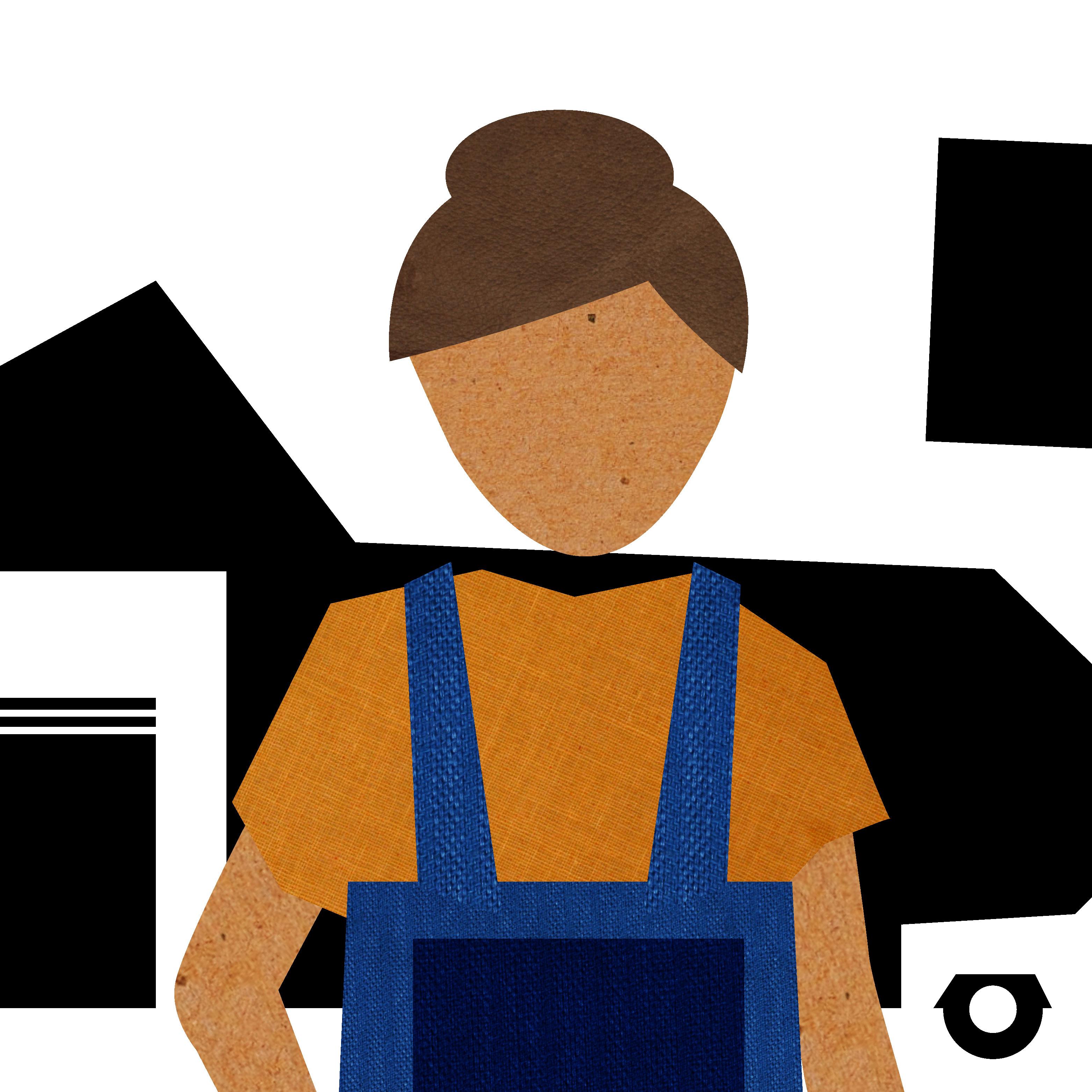 Berufe haben ein Geschlecht
